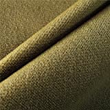 'Oberon Uni Grün: Grün Samt Polster Sofa Kissen Flammschutzmittel Stoff Gewebe Loome 10 x 14 cm sample Oberon 'Green Plain' : Green