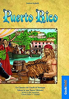 Giochi Uniti - Puerto Rico, Nuova Edizione (B007TTOX6W) | Amazon price tracker / tracking, Amazon price history charts, Amazon price watches, Amazon price drop alerts