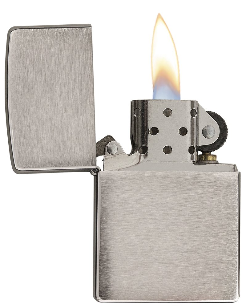 Zippo Chrome Lighters 3