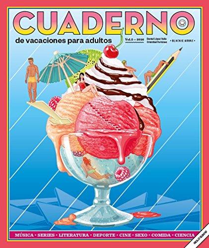 Cuaderno de vacaciones para adultos, vol. 5 por López Valle Daniel