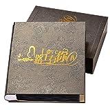 Album di album interstitial / 5 pollici da 6 pollici da 7 pollici oltre 200 album di amore / album di amore di plastica ( Colore : Grigio , dimensioni : 22.5*25*5.5cm )