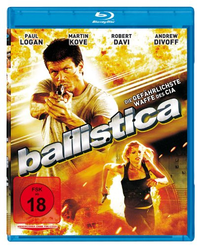 Ballistica - Die gefährlichste Waffe des C.I.A. [Blu-ray]