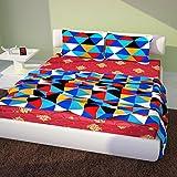 #8: Story@Home 5-inch Double Coir Mattress (Maroon, 75x60x5)