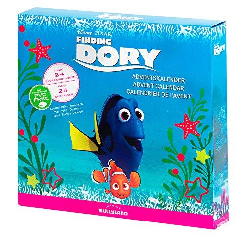 Finding Dory - Advent Calendar - 24 Hidden Surprises inside