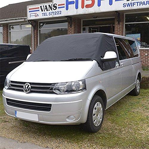 volkswagen-t5t6transporter-lieferwagen-luxus-parabrisas-parabrisas-wickel-cortina-protectora-negro