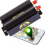 Afterpartz OVO-103A Profi Auto Motorrad GPS Tracker Anti-Diebstahl Überwachung GSM GPRS Google Peilsender SMS-Befehl Kostenloser APP