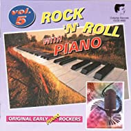 Rock 'n' Roll with Piano (Vol. 5)