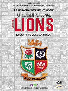 The Lions - Up Close And Personal [2001] [DVD] [Region 1]