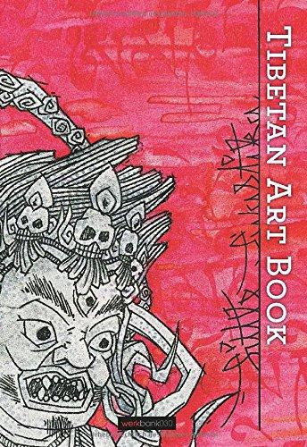 TIBETAN ART BOOK: Tibetische Kunst und buddhistische Ikonographie