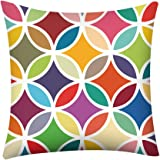 Multicolore Versa Coussin rectangulaire philippin Unique