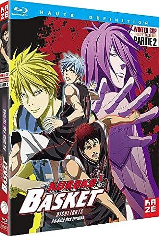 Kuroko's basket - Winter Cup Highlights Film 2 - Au delà des larmes - BluRay [Blu-ray]