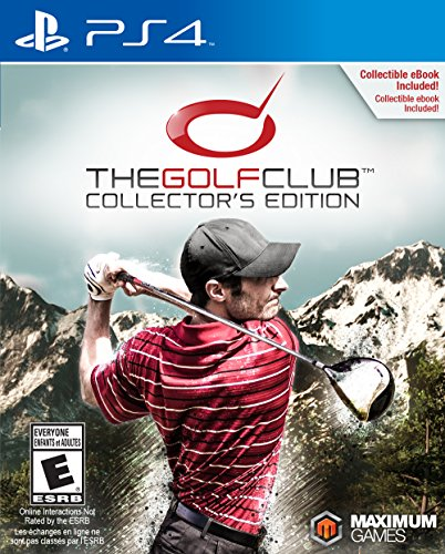 The Golf Club: Collector's Edition - PlayStation 4 by Maximum Games (Club Playstation The Golf 4 Für)