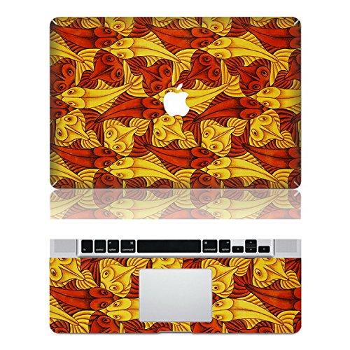 vati-laisse-la-peau-goldfish-protection-complet-vinyl-cover-art-mignon-amovible-decal-sticker-cover-