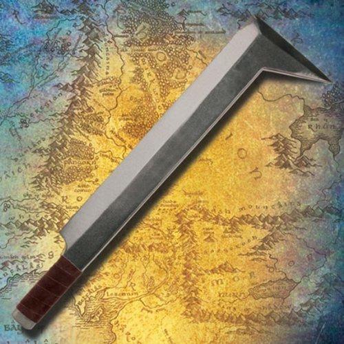 Herr der Ringe LARP Replik 1/1 Uruk Hai Schwert 78 cm (Sideshow-herr Der Ringe)