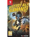 Destroy All Humans! Standard Edition - Nintendo Switch