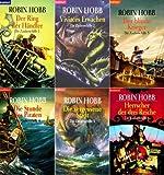 Die Zauberschiffe Band 1 bis 6 (Der Ring der Händler - Viviaces Erwachen - Der blinde Krieger - Die Stunde des Piraten - Die vergessene Stadt - Herrscher der drei Reiche)