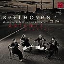 Beethoven String Quartet op.18 No 4 and op 59 No 2