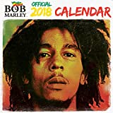 Bob Marley Square Calendar 2018