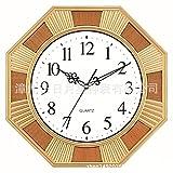 WERLM Personalisiertes Design Home dekorative Wanduhr Art clock Wanduhr aus Kunststoff prüfen die alte Uhr Wanduhr aus Kunststoff stilvolles Haus mit dem Home Office Küche Schulen sind ideal für jeden Raum