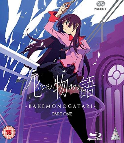 Bakemonogatari-Part 1 [Blu-ray] [Import]