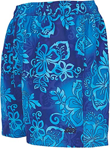 Zoggs Short de couleurs 48 cm pour homme Blue/Multi-Colour