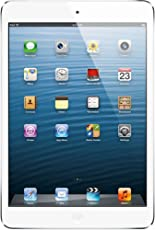 ipad mini with Wi-Fi + Cellular 32GB- White & silver