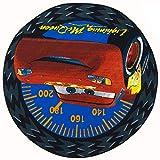 Cars Tapis LIGHTNING MAC QUEEN rouge 133 x 133 cm Tapis Moderne Plusieurs dimensions couleurs disponibles
