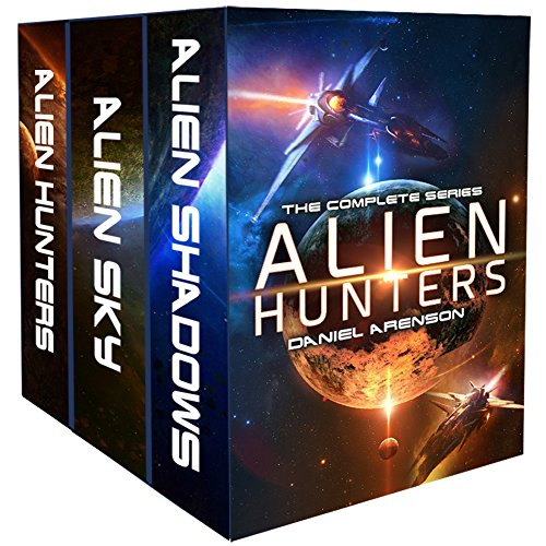 Alien Hunters: A Space Opera Trilogy (English Edition)