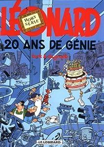 """Afficher """"Léonard n° hors série 20 ans de génie"""""""