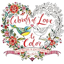 Words of Love to Color Sweet Thoughts to Live and Color By