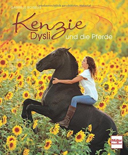 Kenzie Dysli und die Pferde -