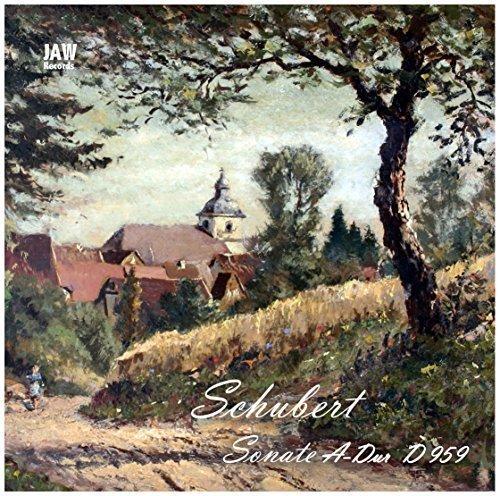 Franz SCHUBERT: Klaviersonate A-Dur op. posth. D 959 - Impromptu As-Dur op. 90/4 D 899 - Impromptu Es-Dur op. 90/2 D 899 /// Michael Nuber (Pianist)