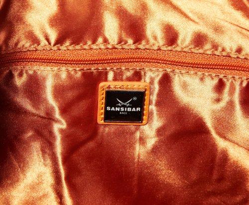 Sansibar  Typhoon, sacs bandoulière femme Orange  - Orange (pumpkin)