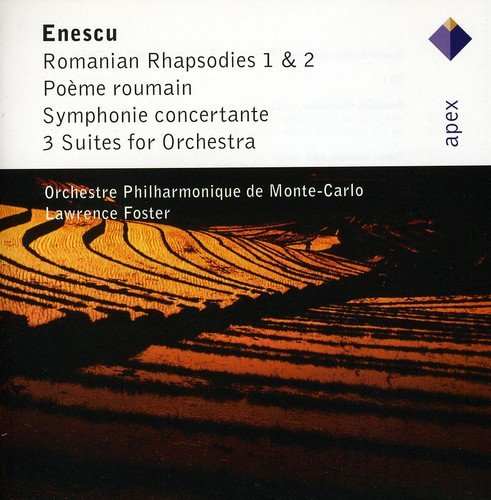 Ultima Enesco(Orchesterwerke)