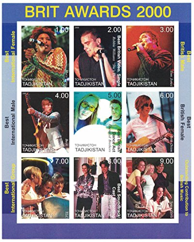 francobolli-foglio-imperforate-timbro-con-il-brit-awards-2000-robbie-williams-tom-jones-spice-girls-