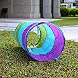 Generic 1.5M Colorful Folding Kids Tunne...