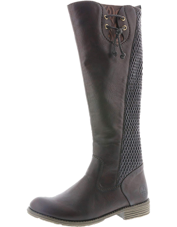 Rieker Women's Herbst/Winter High Boots, 8 UK 1