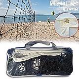 Gorge-buy Volleyball Handball Filet de Tennis pour extérieur/intérieur Concours Jouer dans Le Pays ou à Votre Jardin