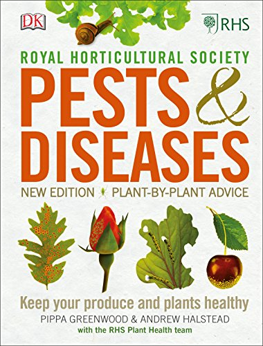 RHS Pests & Diseases: New Edition, Plant-by-plant Advice, Keep Your Produce and Plants Healthy par Pippa Greenwood