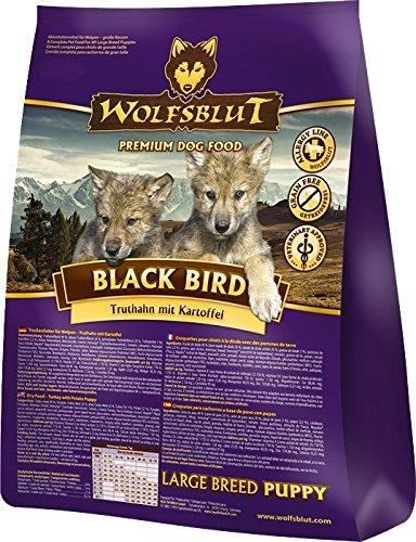 Wolfsblut   Black Bird Puppy Large   15 kg
