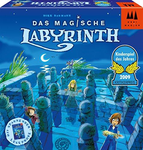 Drei Magier Spiele 40848 - Das magische Labyrinth, Kinderspiel des Jahres 2009