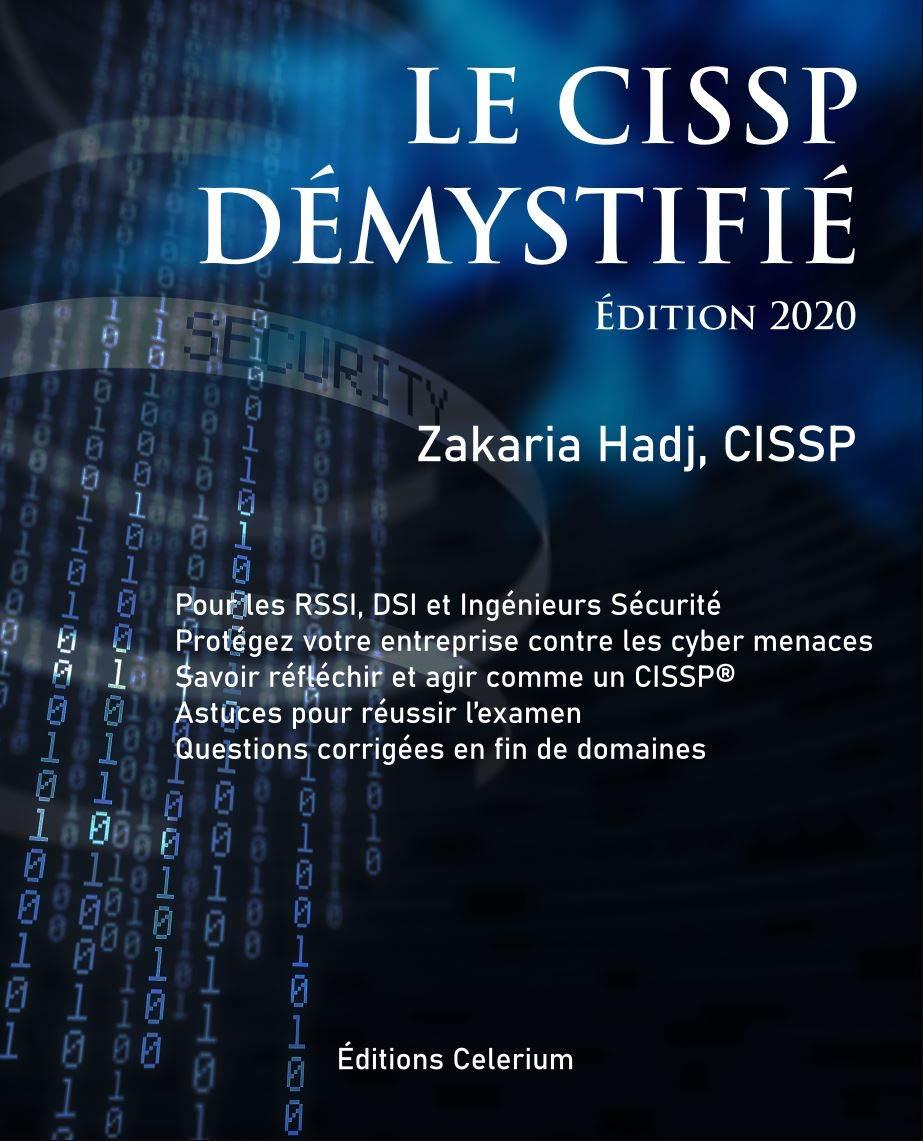 Le CISSP Démystifié par Zakaria Hadj