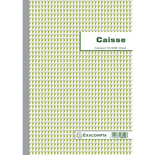 """EXACOMPTA Manifold""""Caisse"""", 297 x 210 mm, dupli VE = 1"""