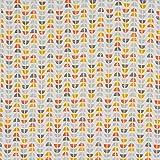 Plüsch Addict Odense–Burnt Orange–Vorhang