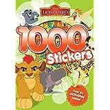 Disney Junior The Lion Guard 1000 Stickers