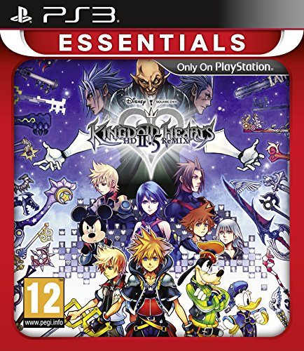 Kingdom Hearts HD 2.5 Remix - Essentials - PlayStation 3