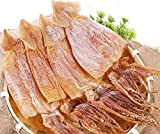 Getrocknete Meeresfrüchte großen Tintenfisch squid 700 Gramm aus Südchinesische Meer Nanhai