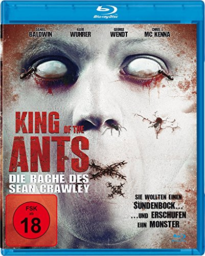 King of the Ants [Blu-ray]