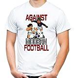 Against modern Football Kickers T-Shirt | Fussball | Ultras