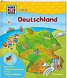 WAS IST WAS Junior Band 31. Deutschland: Wie hoch ist der höchste Berg? Wo steht das Schloss des Märchenkönigs? (WAS IST WAS Junior Sachbuch, Band 31) - Bärbel Oftring